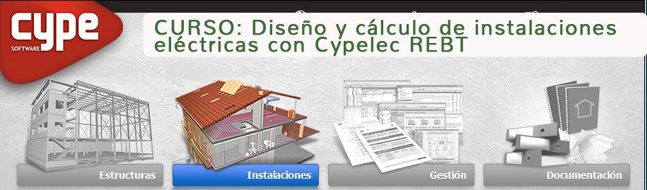 thumb cabecera Diseño y cálculo de instalaciones eléctricas con Cypelec REBT