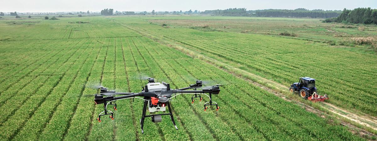 thumb cabecera Curso avanzado en operaciones y mantenimiento de aeronaves no tripuladas para sus aplicaciones en Agricultura, Arquitectura, Topografía y contenidos Audiovisuales
