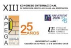 Foto XIII Congreso Internacional de Expresión Gráfica aplicada a la Edificación, APEGA 2016