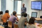 Foto Estudiantes en prácticas en Grupo Gimeno