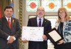 Foto Premio Nacional de Prevención de Riesgos Laborales