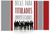 Foto Programa de Becas para Titulados Universitarios en Empresas