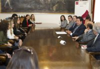 La Diputación ofrece la oportunidad a 10 jóvenes titulados