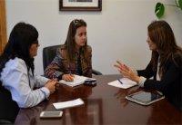 Foto La FUE-UJI se reúne con el Ayuntamiento de Peñíscola