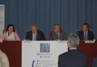 Foto D. Amado Franco, presidente de Ibercaja en la FEBF