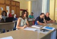 Foto Reunión Proyecto Europeo Life Ecocitric