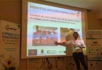Ecocitric expone en Chipre su modelo de gestión de residuos cítricos