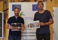 Foto El proyecto Life Ecocitric instala 800 placas en las fincas agrícolas de la Vall