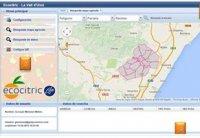 ECOCITRIC, nueva aplicación tecnológica con base cartográfica por SigPac