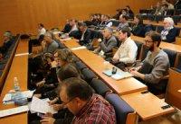 Foto Primera jornada del XIII Congreso Internacional de la Expresión Gráfica en la FUE-UJI