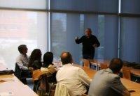 Foto Curso cirugía oncológica de la Cátedra Medtronic UJI