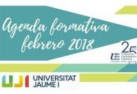 Foto Agenda de cursos febrero 2018