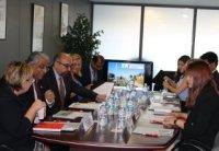 Foto El embajador de Pakistan en España visita la UJI