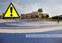 Foto La UJI suspende la actividad académica y extraacadémica por aviso de preemergencia de nivel rojo