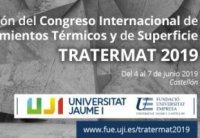 Foto Congreso TRATERMAT 2019