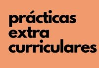 Ofertas de prácticas extracurriculares