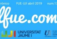 Foto Boletín informativo abril 2019 elfue.com