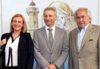 Foto FUE-UJI en los Premios Faro PortCastelló
