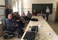 Foto Taller participativo con FRATER Castellón