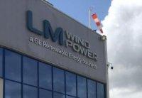 Foto Visita a la firma eólica LM WIND POWER