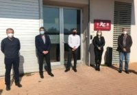 Visita a las instalaciones de ITC/AICE