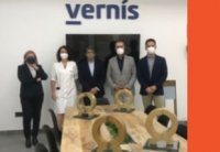 La FUE-UJI visita la empresa VERNÍS en Onda