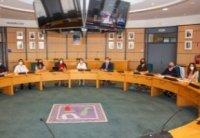Reunión Junta Directiva de la RUEPEP