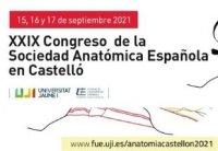 XXIX Congreso de la Sociedad Anatómica Española