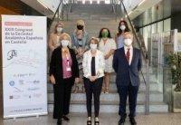 Inauguración del XXIX Congreso de la Sociedad Anatómica Española