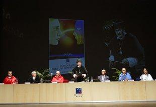 Foto Acto de inauguración del curso 2014/2015 en la Universitat Jaume I