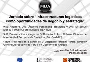 Jornada Sobre Infraestructuras Logisticas Como Oportunidades De