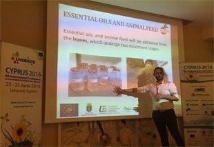 Foto Ecocitric expone en Chipre su modelo de gestión de residuos cítricos