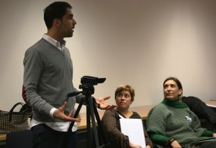 Foto La FUE-UJI muestra técnicas para hablar en público con eficacia