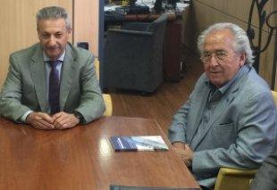 Foto Reunión con la Autoridad Portuaria de Castellón