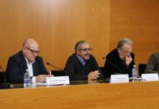 Foto I Jornada del Profesorado Clínico