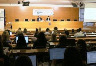 Foto Clausura Congreso Marca, Territorio y Deporte
