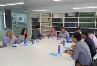 Foto Reunión del Comité Científico de Feria Destaca
