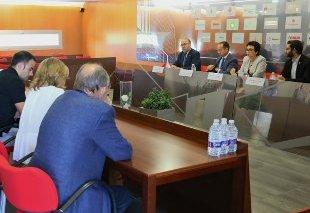 Foto Ley Gestión, Modernización y Promoción Áreas Industriales