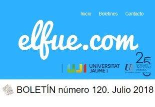 Foto Boletín informativo de Julio 2018 elfue.com