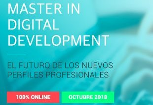 Foto Videopresentación del Master in Digital Development Management