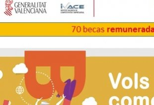 Foto Jornada BECAS IVACE EXTERIOR 2020
