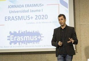 Foto Jornada Erasmus+ en la UJI