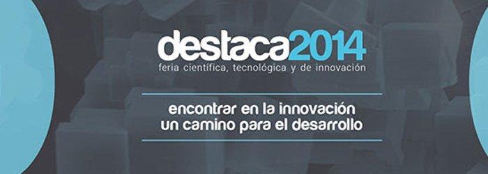 Foto Feria científica, tecnológica y de innovación Destaca 2014