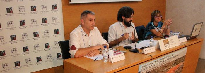 Foto Simposio Internacional sobre Paisajes Culturales