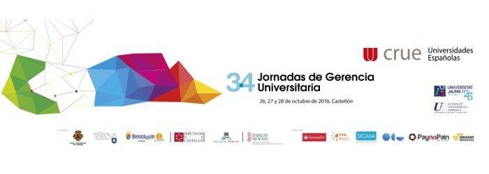 Foto 34 Jornadas de Gerencia Universitaria