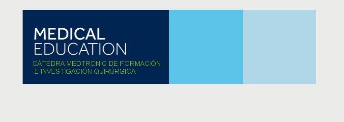 Formación Cátedra Medtronic de la UJI  7 de mayo de 2018