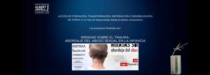 Foto Premiada la Jornada Miradas sobre el trauma
