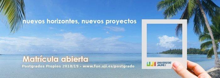 Foto Nuevos horizontes, nuevos proyectos