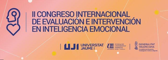 Foto II Congreso Internacional de evaluación e intervención en Inteligencia Emocional. NUEVAS FECHAS