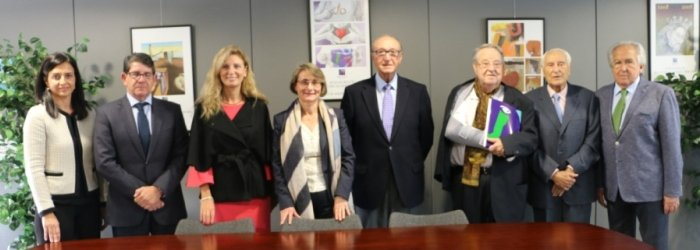Foto Eva Alcón, nueva presidenta de la FUE-UJI